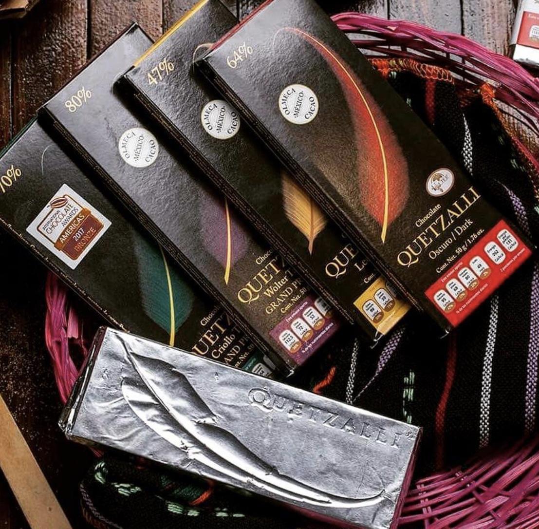 El mejor chocolate del mundo lo encuentras en Tabasco